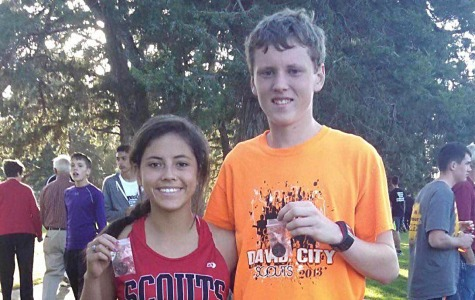 Scout cross country ends season in Kearney for State