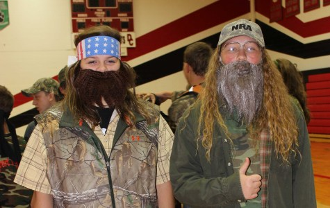 Homecoming week dress-up days help boost school spirit