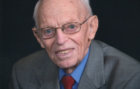 Oldest living alumnus recollects past, shares insight on future