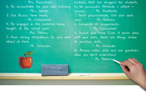 Top 10 tips from the toughest teachers
