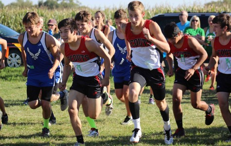 Tough course prepares cross country runners for future meets