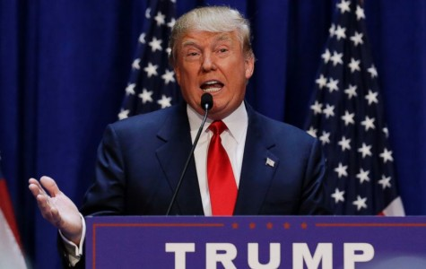Column: Donald Trump: The next president or just another candidate?
