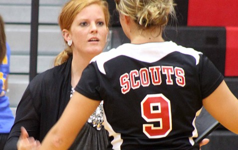 New head volleyball coach brings positive changes