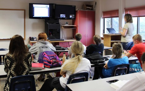 Classroom renovations improve functionality