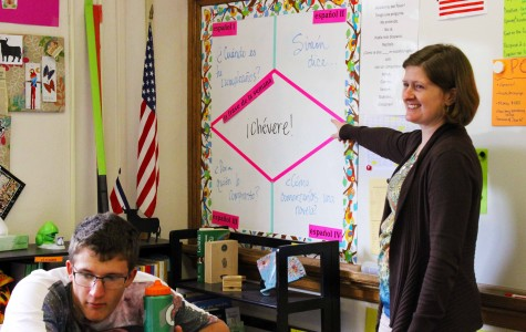 Classroom switch benefits both Spanish and history teachers