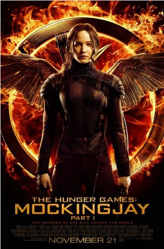 """Review:  """"Mockingjay Part 1"""" pleasing if not comparing movie to book"""