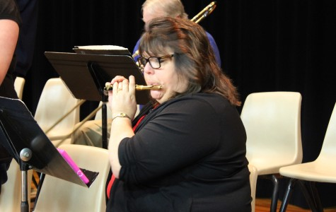 Fourth annual Community Pep Band offers opportunities, experience