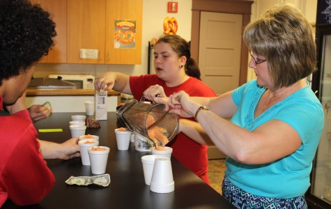 Return of Wellness Wednesdays provides refreshing smoothies for students
