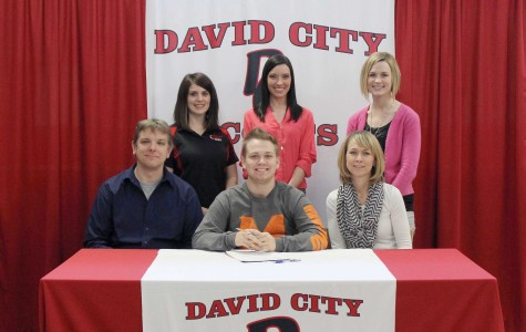 Senior Ty H. signs letter of intent to continue dance career