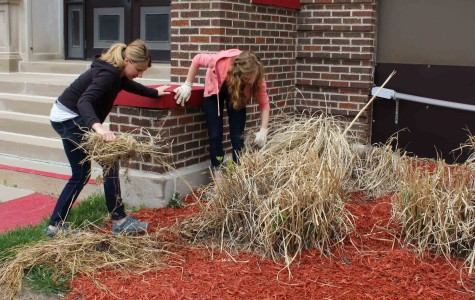 Landscape, horticulture classes increase school's curb appeal