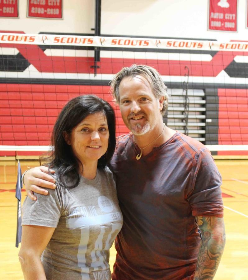 Jaimi and Todd Calfee launched The Alexis Project in response to the loss of their daughter, Alexis, in 2011. To date they have visited approximately 40 schools across the nation.