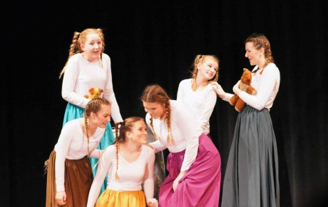 One-Act hosts Districts, falls short to Schuyler