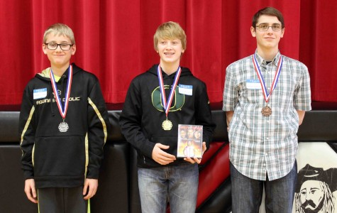 Butler County Spelling Bee brings in 30 competitors, Dylan Vodicka takes first