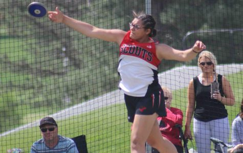 DCHS track team puts three to State at District meet