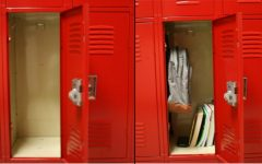 Are Lockers Really that Important?: Sophopmore Student's Locker Empty vs. Full