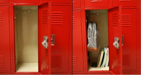 Are Lockers Really that Important?: Sophopmore Student